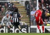 Newcastle Vs Liverpool-Premier League-image