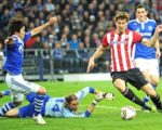 Athletic Bilbao Vs Schalke-Europa League-image