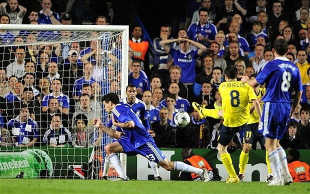Chelsea Vs Barcelona-Champions League-image