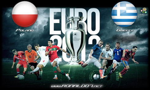 Poland vs Greece-Euro 2012-image